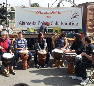Alameda Point Collaborative Harvest Festival
